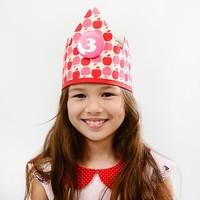 YEZ-Handmade Birthday crown MARGOT