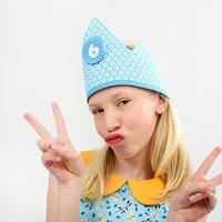 YEZ-Handmade Birthday crown DIEUWKE
