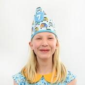 YEZ-Handmade  Birthday crown  GILOU