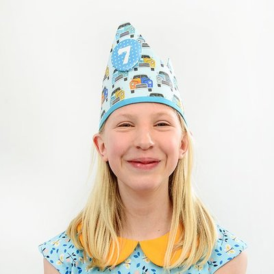 YEZ-Handmade Verjaardagskroon  GILOU