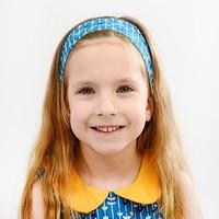 YEZ-Handmade Hair ribbon JANESSA