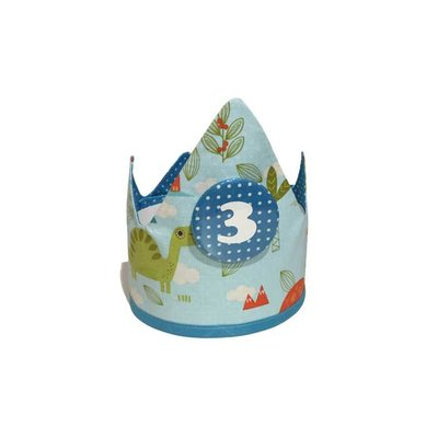 YEZ-Handmade  Birthday crown ERIN
