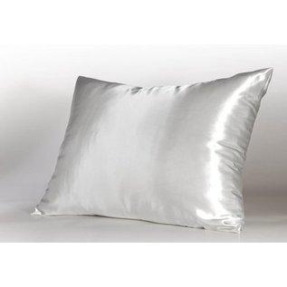 Satin Pillowcase Satijnen kussensloop / Wit