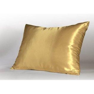 Satin Pillowcase Satijnen kussensloop / Goud