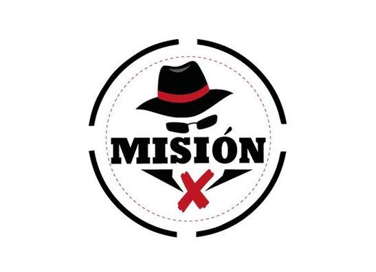 Misión X (fiesta de espías)