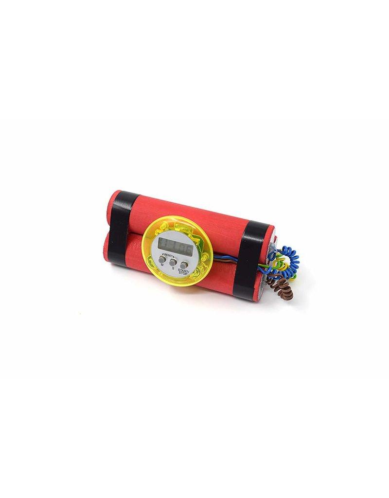 Misión X  Bomba con temporizador (juguete)