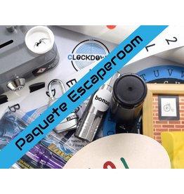 ClockDown Paquete de indicaciones