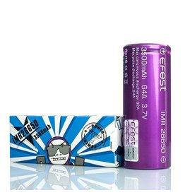 eFest 26650 Batterij