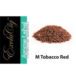Exclucig Aroma - M Tobacco Red