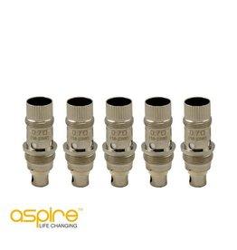 Aspire Nautilus 2 coils 0.7 Ohm (5 Stメ_ck)