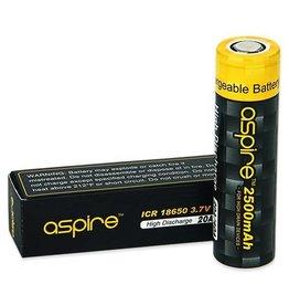 Aspire INR 18650 2600mAh batterij