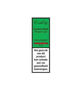 Exclucig Green Label Strawberry