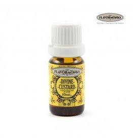 Flavormonks Aroma - Divine Custard