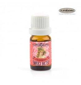 Flavormonks Aroma - Strawberry (PG-FREE)