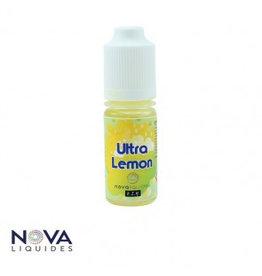 Nova Liquides - Ultra Lemon