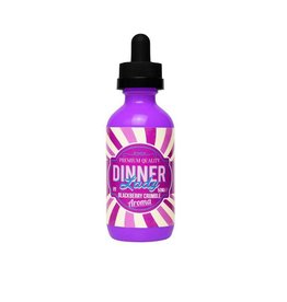 Dinner Lady - Blackberry Crumble 50ml