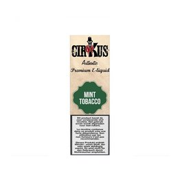Authentic Cirkus - Mint Tobacco