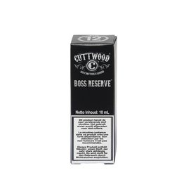 Cuttwood - Boss Reserve 10ml
