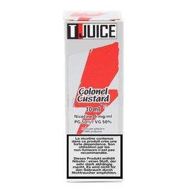T-Juice - Colonel Custard