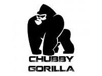 Chubby Gorilla Flasche