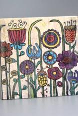 """Holzdruck S """"Flowers I"""""""