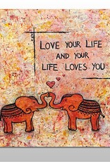 """Poster """"Love your Life"""""""