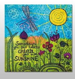 "Poster ""Sunshine"""