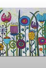 "Poster ""Flowers I"""
