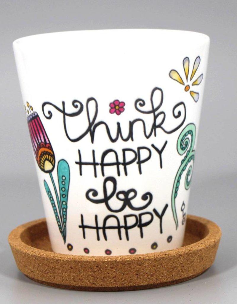 Blumentopf - Think happy