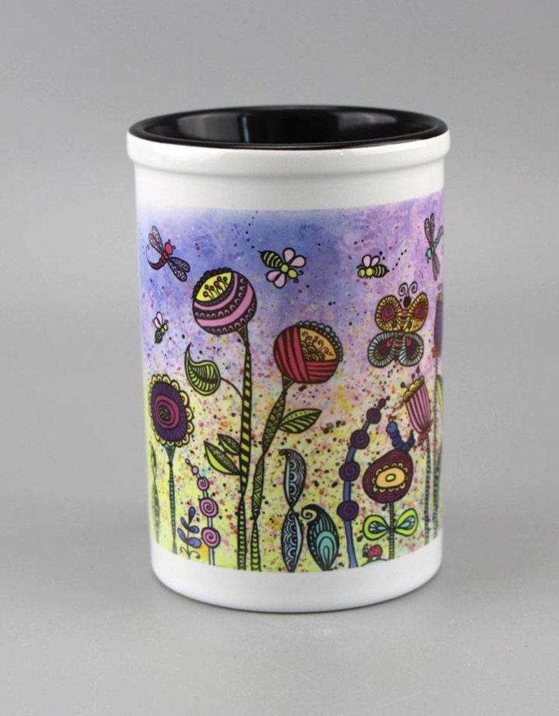 Vase Fleißige Bienchen