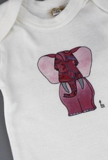 Baby Body Fant pink
