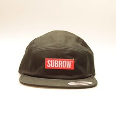 subrow 5panel - black