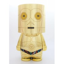 C3PO Star Wars Look-ALite LED Tafel Lamp