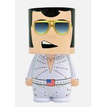 Elvis Presley The King Look-ALite LED Tafel Lamp