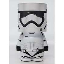 First Order Storm Trooper Star Wars Look-ALite LED Tafel Lamp