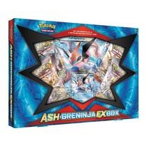 Pokemon Kaarten TCG - Ash-Greninja EX Box