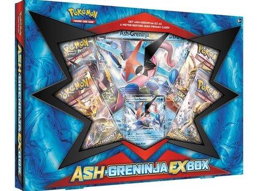 Pokemon Pokemon Kaarten TCG - Ash-Greninja EX Box