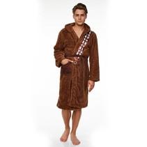 Officiële Star Wars: Chewbacca fleece badjas met capuchon | One size