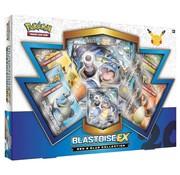 Pokemon Pokemon kaarten TCG - Blastoise EX - 20th Anniversary Red & Blue