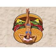 BigMouth Beach Blanket / Strandlaken Burger 1.5m