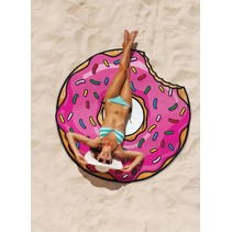 Beach Blanket / Strandlaken Strawberry Donut 1.5m