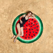 Beach Blanket / Strandlaken Watermeloen 1.5m