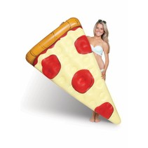 Grote zwemband Pizza Punt Pool Float 1.5m