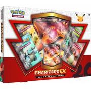 Pokemon Pokemon kaarten TCG - Charizard EX - 20th Anniversary Red & Blue