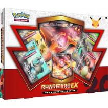 Pokemon kaarten TCG - Charizard EX - 20th Anniversary Red & Blue