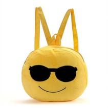 Emoji Rugtasje Cool Zonnebril - 26,5 cm
