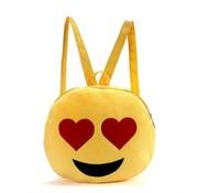 REBL Emoji Rugtasje Heart Eyes - 26,5 cm