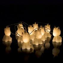 Unicorn lichtsnoer met 10 LED lampjes