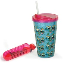 Tropical Fruit Infuser Straw Cup