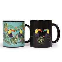 Tropical Warmtegevoelige Koffie Mok